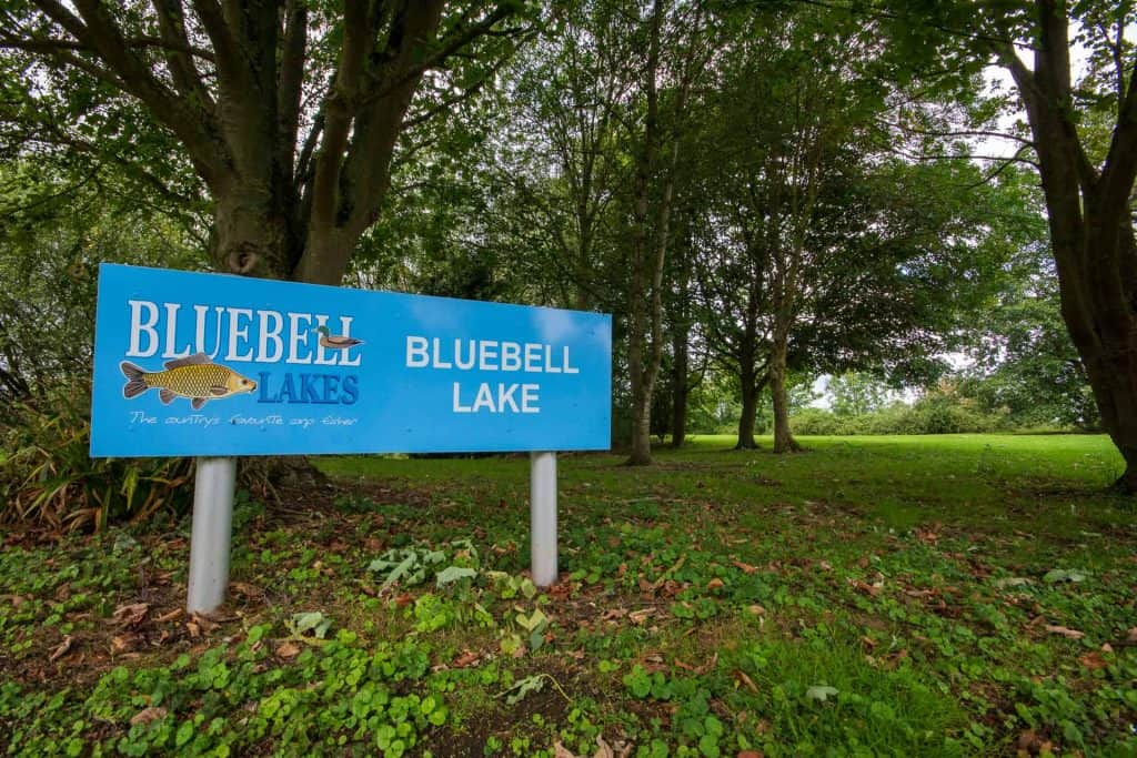 Bluebell lake